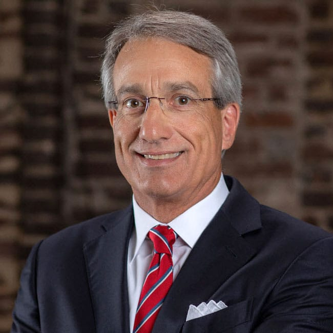 Gerard Gibert, Vice Chairman of the Mississippi Lottery Corporation Board.
