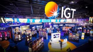IGT showcase.