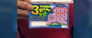 Starkville woman wins 3 Times Lucky Jackpot