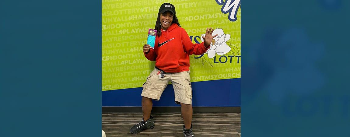 Ashlee of Jackson wins $2K on Mega Cash scratch-off