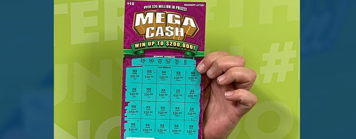 Brandon woman wins $2K on MegaCash
