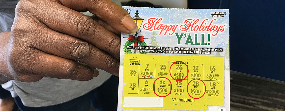 New Hebron woman wins $2K on Happy Holidays