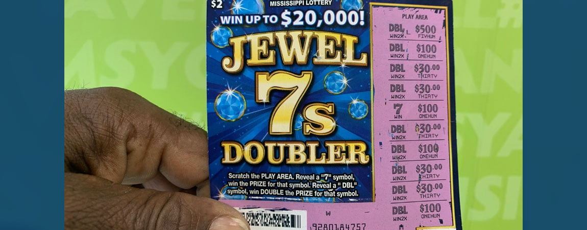 Oxford man won $2,000 from a winning Jewel 7s Doubler