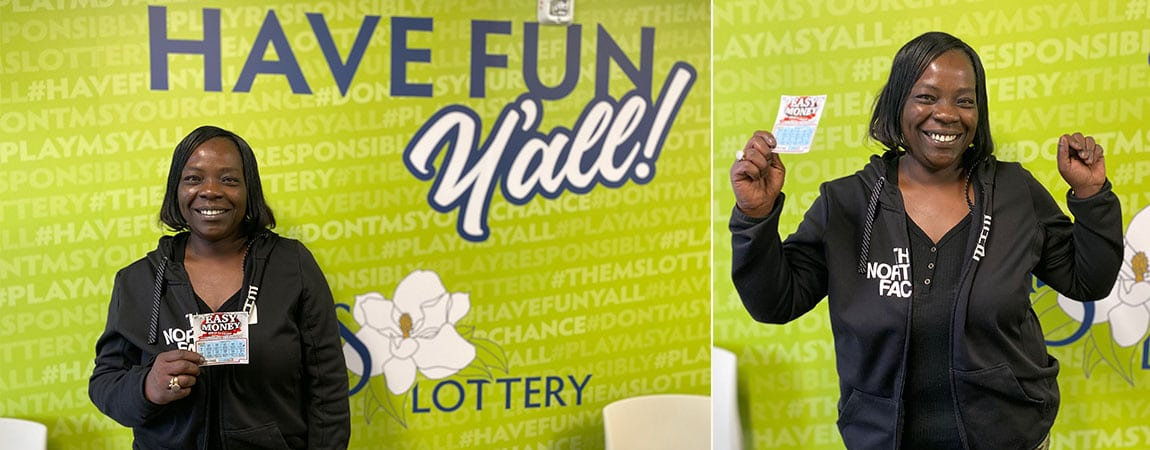 Ruthie of Philadelphia wins $2,000 on Easy Money scratch-off